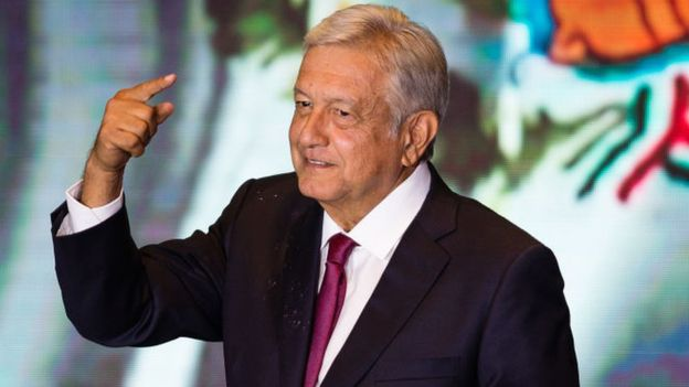 """Andrés Manuel López Obrador hereda varias """"bombas de tiempo"""". GETTY"""