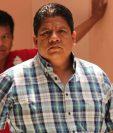 Julio Ambrosio, alcalde de San Pedro Necta, Huehuetenango, se recupera de una herida de bala. (Foto Prensa Libre: Mike Castillo)