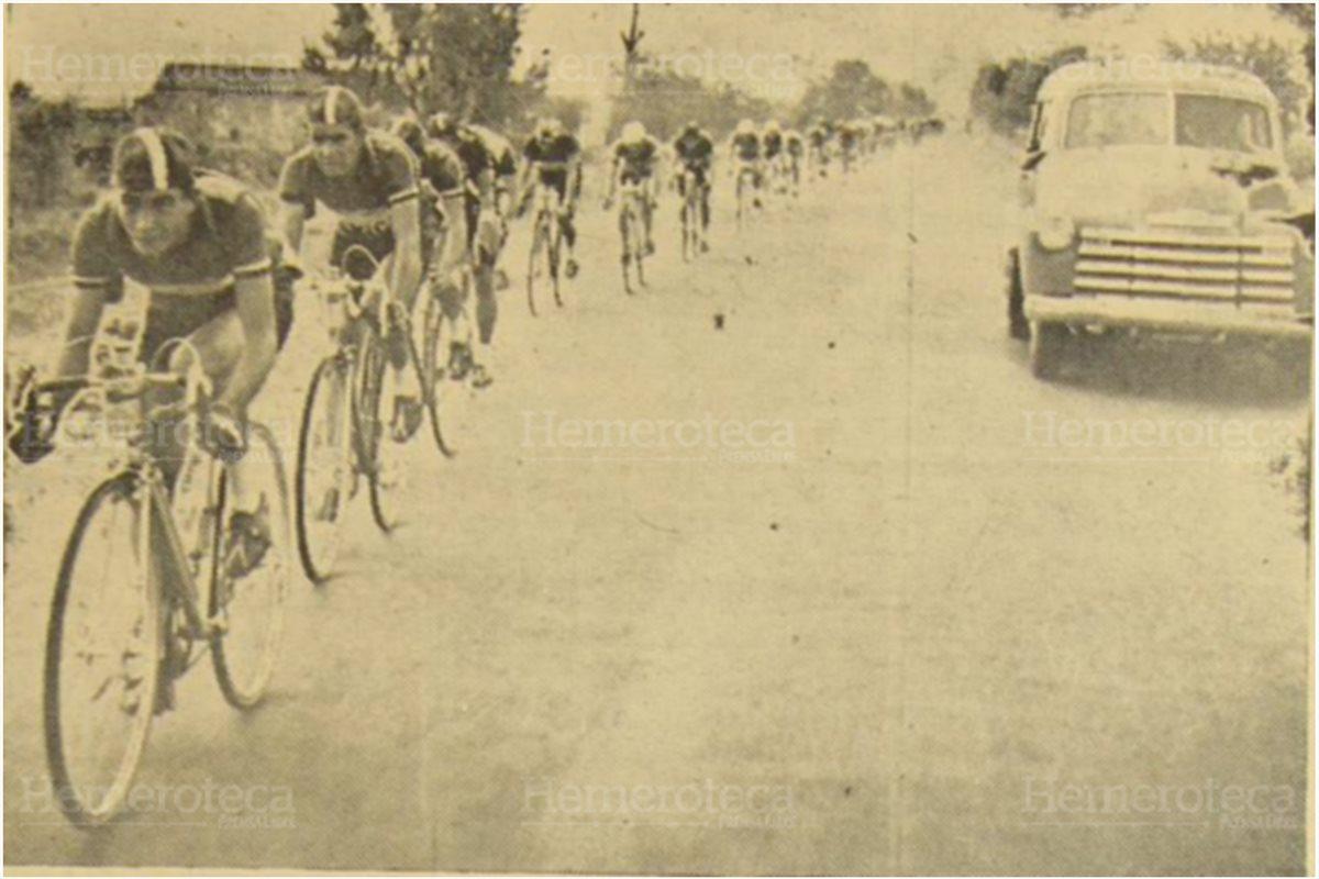 Ciclismo, fiesta nacional de los años 1950