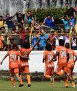 Siquinalá es el actual campeón de la Primera División, título que consiguió el pasado 4 de diciembre después de haber derrotado a Sanarate. (Foto Prensa Libre: Hemeroteca PL)