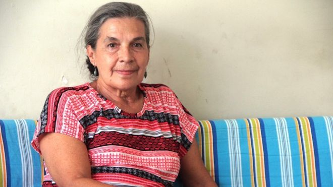 Marisa Martínez se reconcilió con su hermano antes de morir pero siempre intentó mantener a la familia a un lado de sus creencias. (Foto: Tomás Andréu)