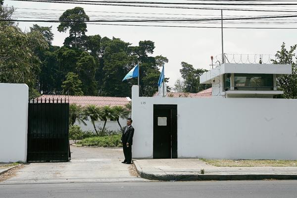 En total, son 11 las visas de cortesía que el Minex no entregó a trabajadores de la Cicig. (Foto Prensa Libre: Hemeroteca PL)