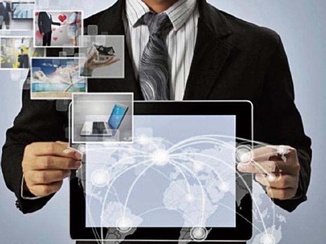 Los avances en la tecnología digital están cobrando fuerza en el panorama laboral (Foto Prensa Libre: Hemeroteca PL)