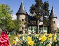 El castillo fue renovado completamente entre 1999 y 2003. FOTO: CORTESÍA CASTILLO DE PICOMATAL