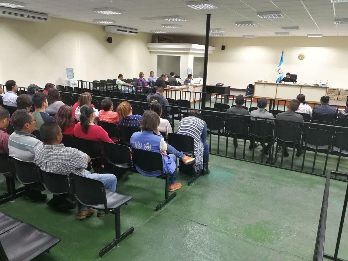 Carlos Rodas responsabiliza de la tragedia al personal de Hogar Seguro