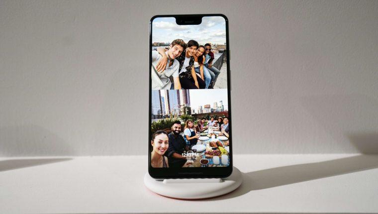 Google actualizó su teléfono celular con el Google Pixel 3XL.