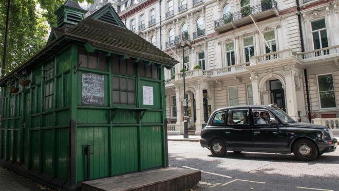 En Londres quedan 13 refugios de los que solo funcionan 10. GETTY IMAGES