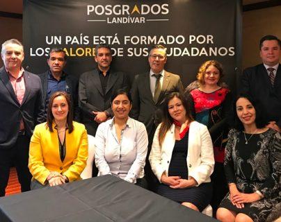 Posgrados Landívar ofrece formación integral
