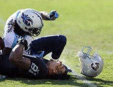 Los jugadores que sufren de síntomas de el CTE estarían cubiertos por fondos de compensación de la NFL. (Foto Prensa Libre: Redes).