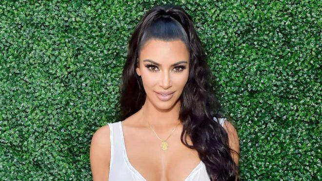 Kim Kardashian es una de las celebridades más buscadas en la red. (GETTY IMAGES)