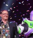 """John Lasseter revolucionó la industria de las películas infantiles con animaciones como """"Toy Story"""". GETTY IMAGES"""