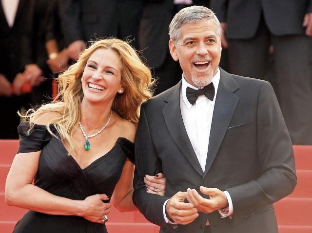Julia Roberts y George Clooney unen su talento en este drama que denuncia la corrupción del sistema financiero. (Foto Prensa Libre: Hemeroteca PL)