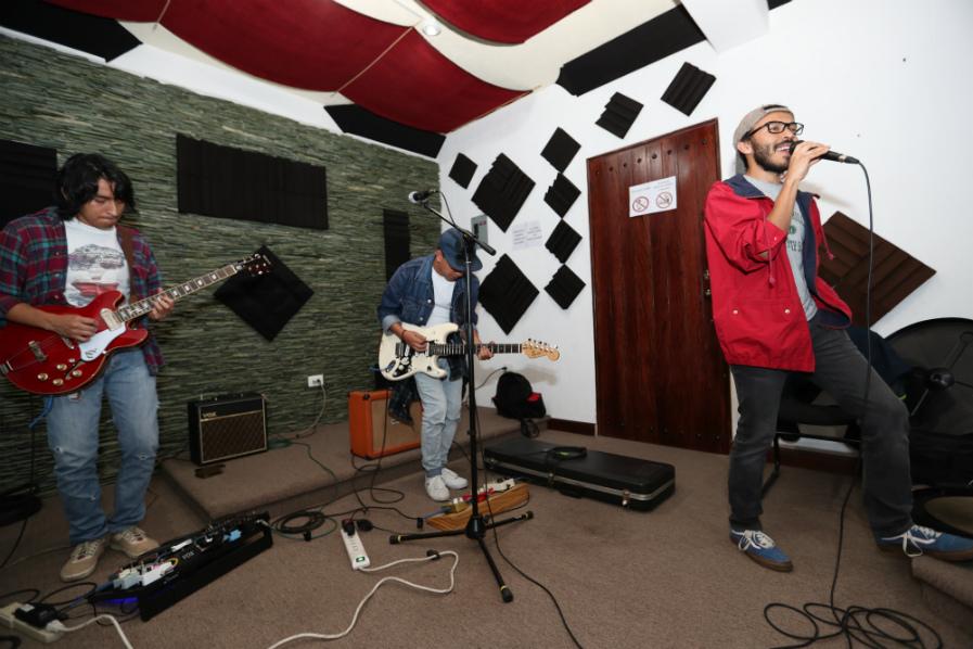De la Rut quiere sorprender al público durante su participación en el show que Maroon 5 dará en Guatemala. (Foto Prensa Libre: Keneth Cruz)