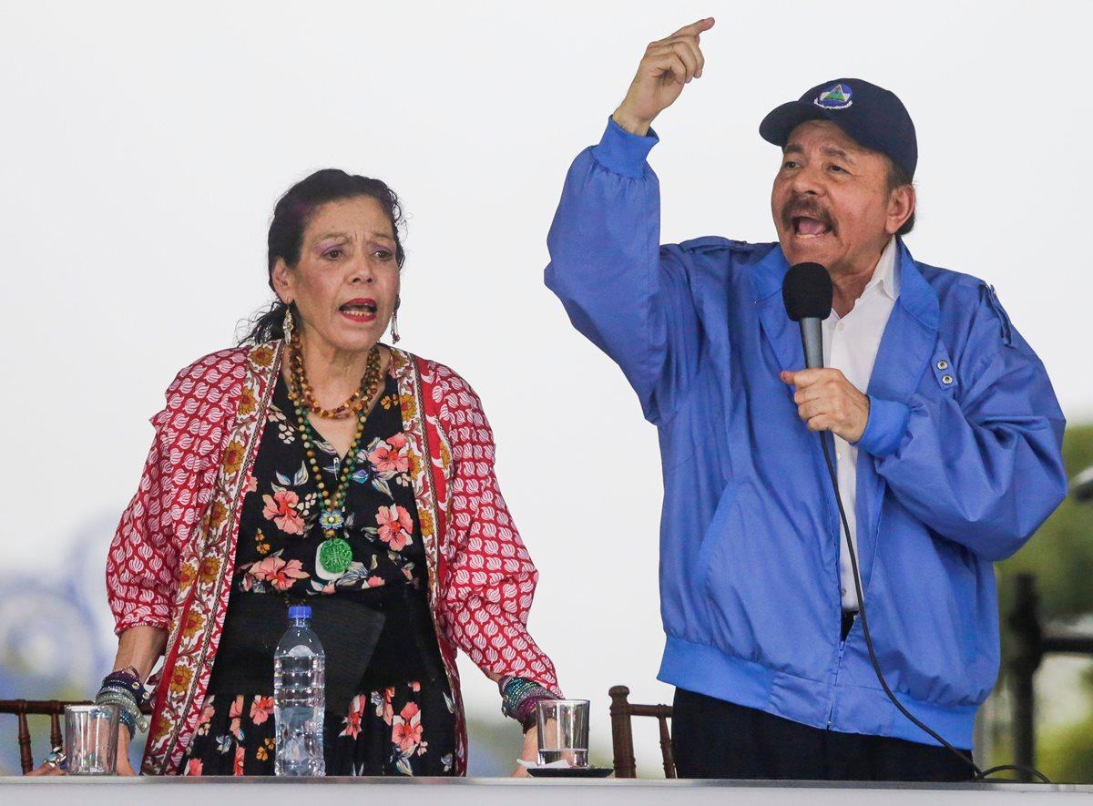Casa Blanca responsabiliza a Ortega y Murillo por violencia en Nicaragua