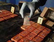 Guatemalteco trasladó tres kilogramos de heroína encubiertos en pasteles de chocolate. (Foto Prensa Libre: Hemeroteca PL)