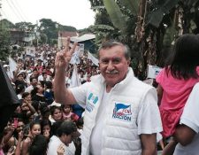 Diputado oficialista Edgar Ovalle. (Foto Prensa Libre: HemerotecaPL)