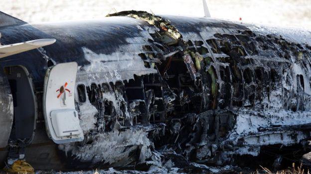De forma milagrosa las 115 personas que estaban en vuelo de Continental Airlines ese 20 de diciembre del 2008 lograron salvarse. (Getty Images)