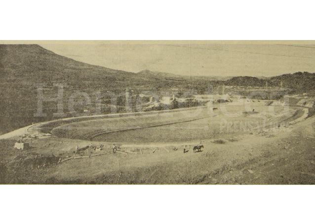 Embalse de la hidroeléctrica Jurún Marinalá. (Foto: Hemeroteca PL)
