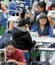Inspectores de trabajo volverán a emitir sanciones contra empresas que cometan abusos. (Foto Prensa Libre: Hemeroteca)