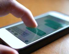 El sexting es una práctica que cada vez alcanza más a niños y adolescentes. (Foto Prensa Libre: Hemeroteca PL)