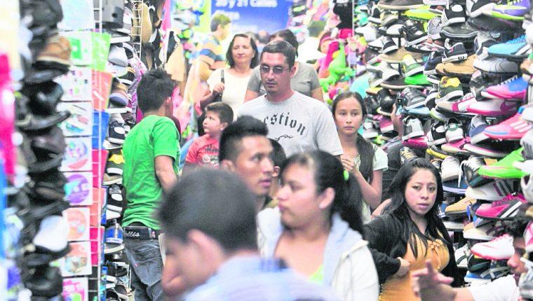 Guatemala tiene una de las tasas de informalidad más altas de la región. (Foto Prensa Libre: Hemeroteca)