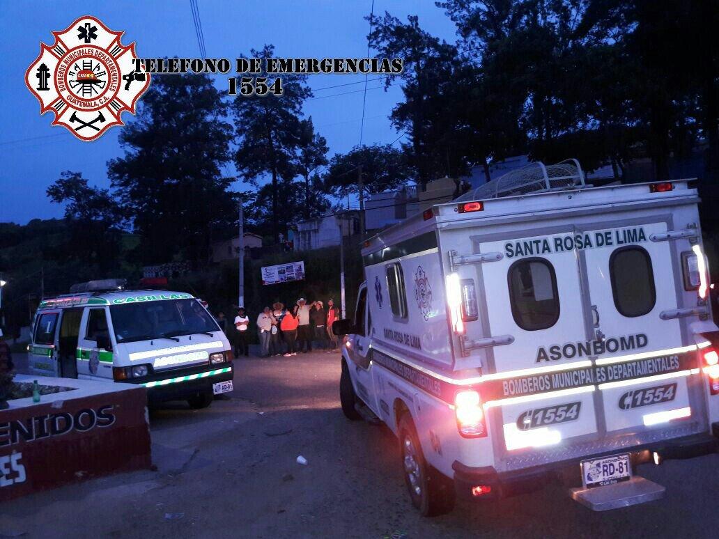 Enfrentamiento entre pobladores y PNC deja varios intoxicados