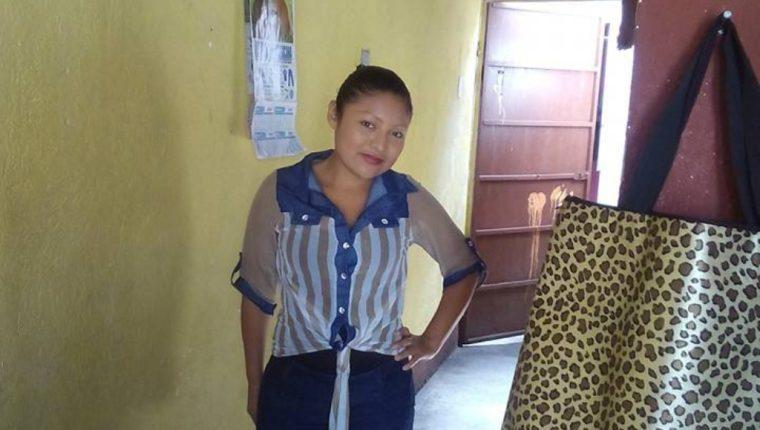 Victoria Salinas era víctima de violencia intrafamiliar. (Foto Prensa Libre: Óscar González).
