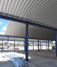 En la reconstrucción del mercado La Terminal se invierten Q17.8 millones. (Foto Prensa Libre: Hemeroteca PL)