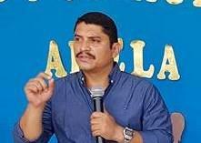 Edgar José García Monroy, alcalde de Patulul, Suchitepéquez, ya ha sido denunciado por otros casos. (Foto Prensa Libre: Municipalidad de Patulul)