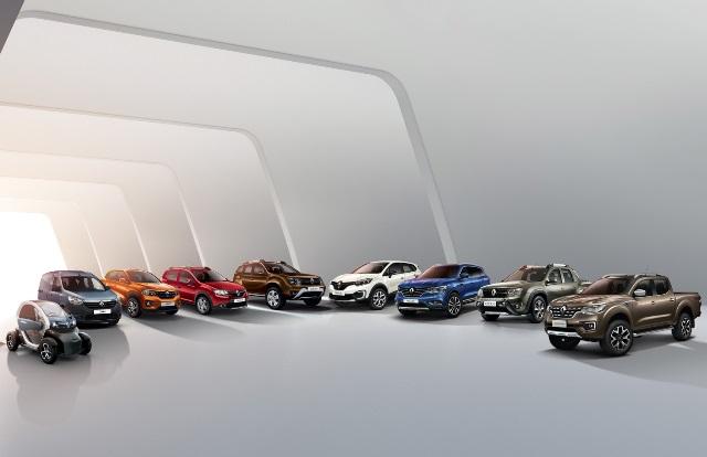 Renault presenta resultados del primer semestre 2018