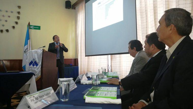 Usac señala la urgencia de aprobar una ley de aguas en Guatemala. (Foto Prensa Libre: Oscar Felipe Q.)