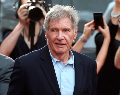 Harrison Ford es considerado una de las grandes estrellas de Hollywood. (Foto Prensa Libre: AP)