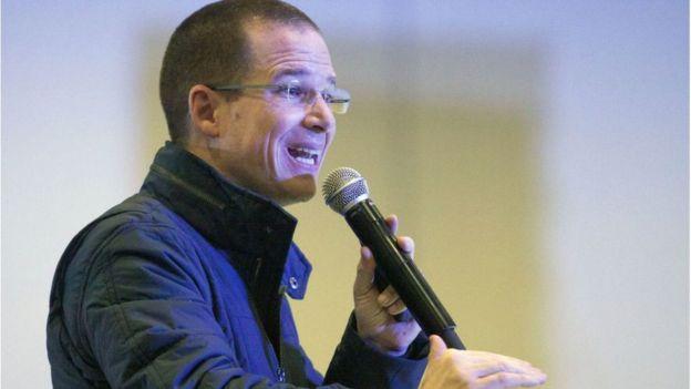 Ricardo Anaya reconoció el triunfo de AMLO. (AFP)