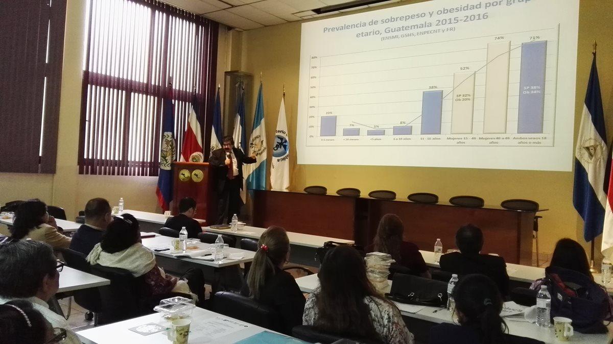 El Programa Nacional de Enfermedades Crónicas no Transmisibles del Ministerio de Salud evidenció la alta incidencia de hipertensión arterial en el país. (Foto Prensa Libre: Roni Pocón)