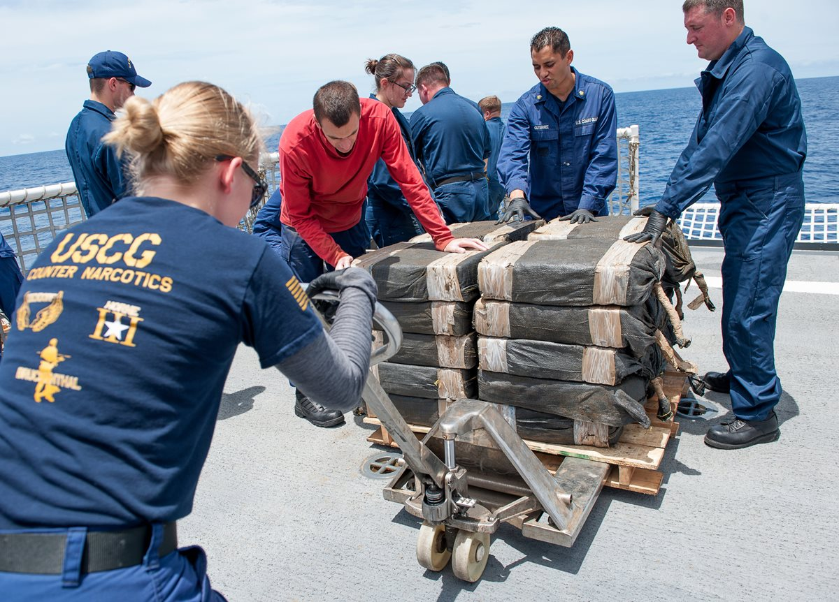 Narcos usan vía marítima ante control fronterizo México-EE. UU.