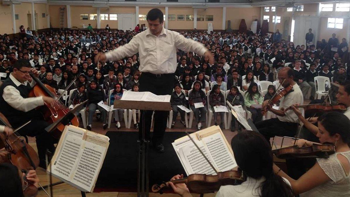 Orquesta Sinfónica Nacional prepara conciertos de temporada