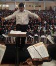 La Orquesta Sinfónica Nacional tendrá un selecto repertorio de melodías de la época. (Foto Prensa Libre: cortesía de la OSN).