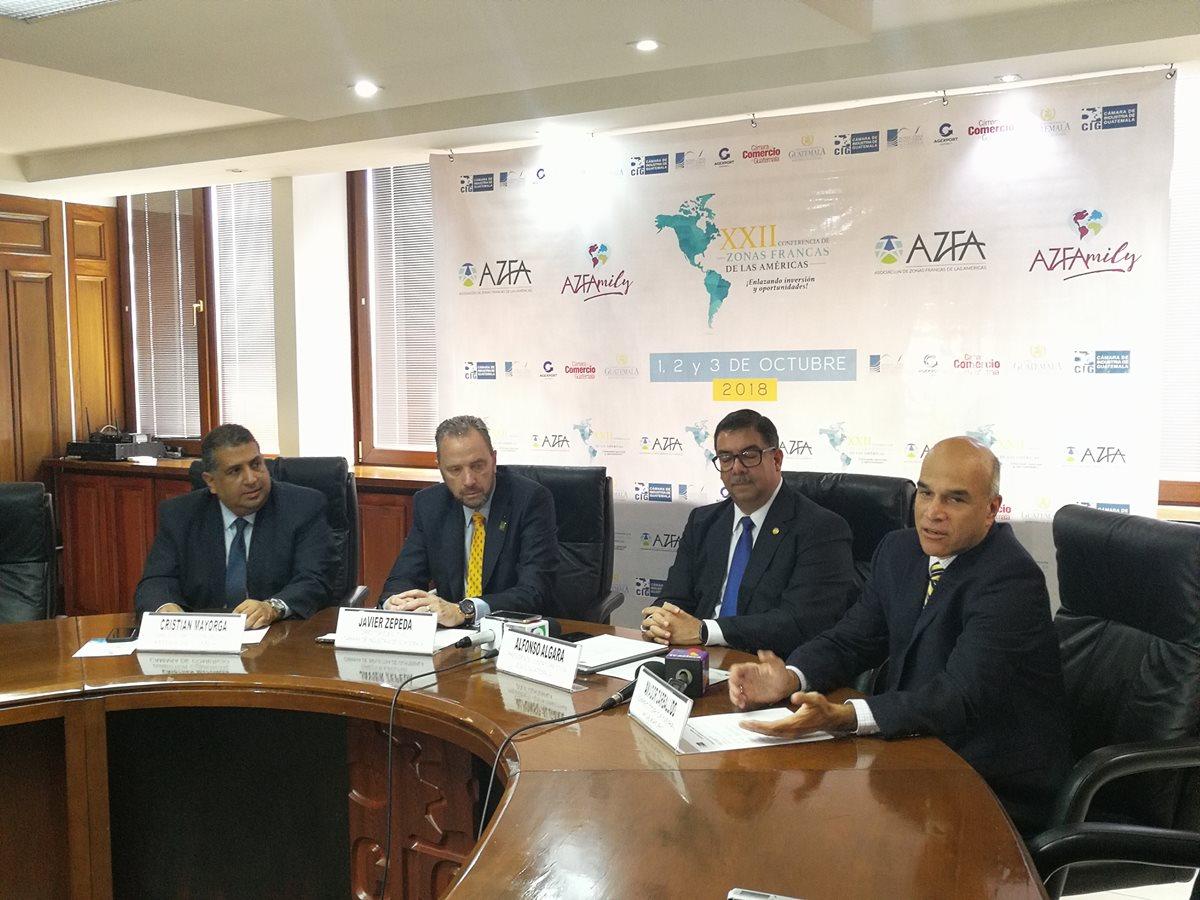 Guatemala será la sede de la Conferencia de Zonas Francas de Las Américas