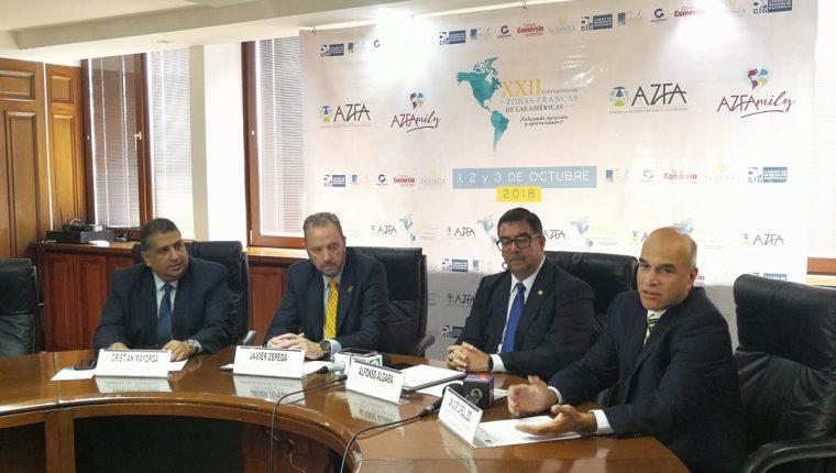 La Conferencia de Zonas Francas de Las Américas será en Antigua Guatemala del 1 al 3 de octubre. (Foto, Prensa Libre: Rosa María Bolaños).