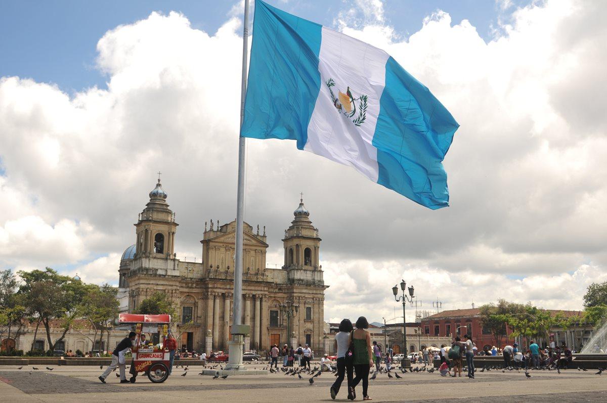 Bandera de Guatemala | Símbolo Patrio