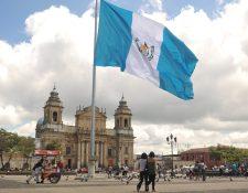 El 17 de agosto se celebra el Día de la Bandera nacional. (Foto: AFP)