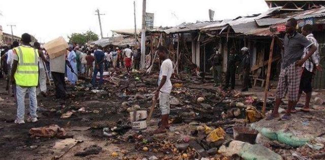 Mueren varias personas en doble atentado suicida en Camerún. (Foto Prensa Libre: EFE)