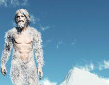 """El yeti o """"abominable hombre de las nieves"""" forma parte de la mitología popular en Tíbet y Nepal. GETTY IMAGES"""