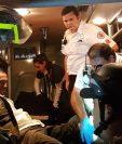 El velerista guatemalteco Nicolás Rogers prestó los servicios de ayuda a varias poblaciones afectadas por la erupción del Volcán de Fuego. (Foto Prensa Libre: Nicolás Rogers)