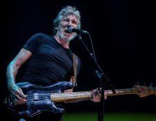 Roger Waters confirmó su presentación en Costa Rica en noviembre próximo (Foto Prensa Libre: EFE).