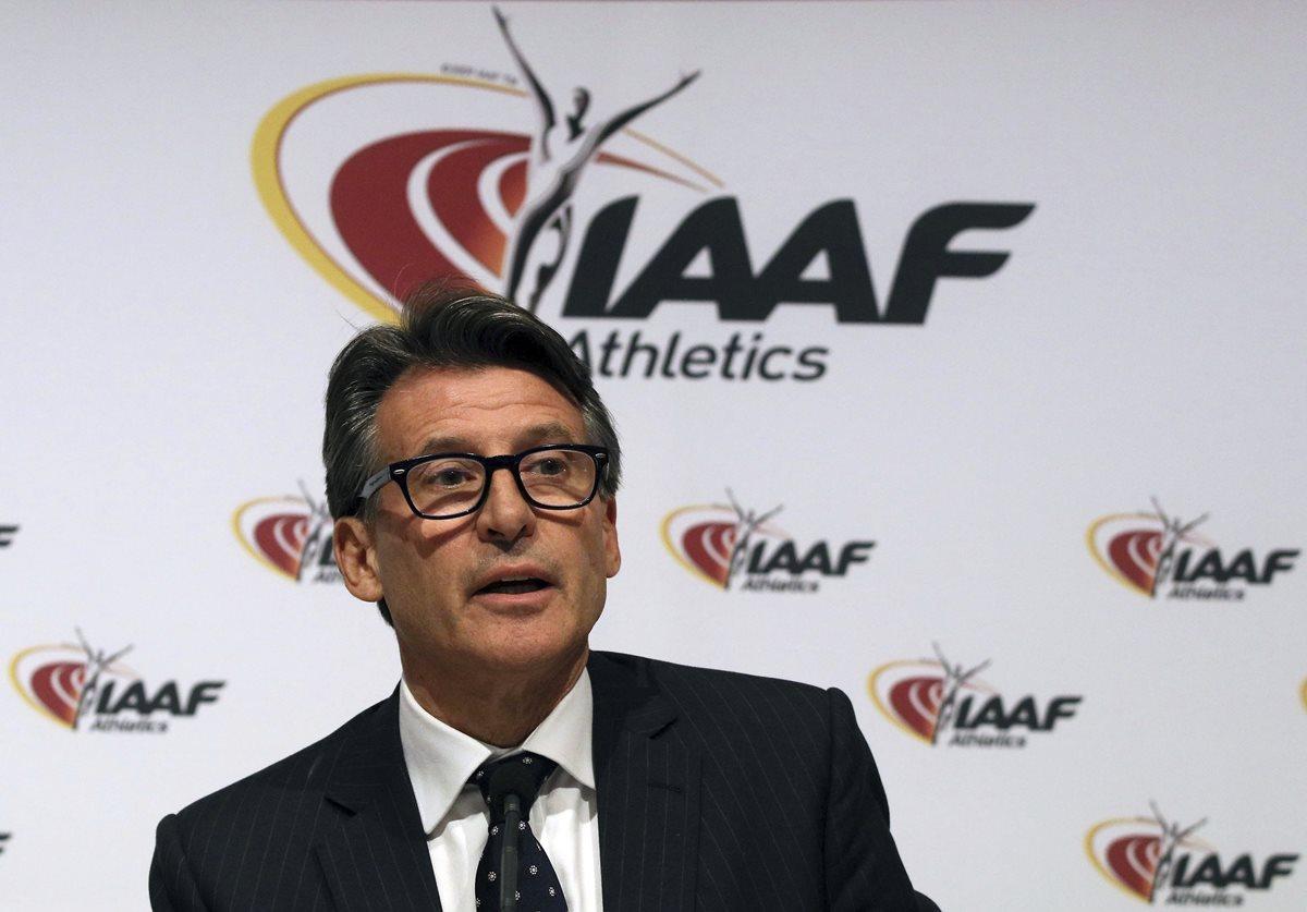 Coe bajo la lupa por caso de corrupción en IAAF