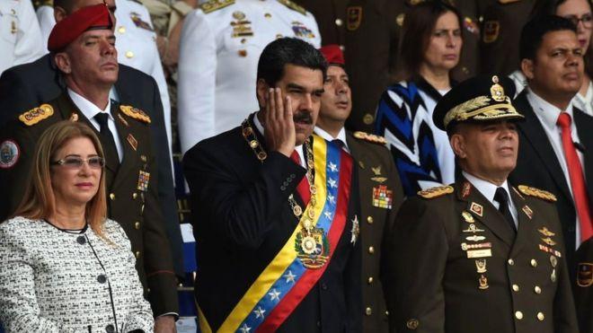 Venezuela: qué es el C4, el material utilizado en el atentado fallido contra Nicolás Maduro y qué lo hace diferente de otros explosivos