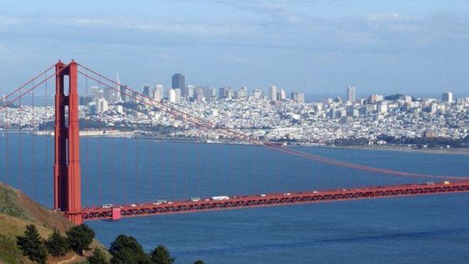 """Hayward, la peligrosa falla bajo la bahía de San Francisco que puede desatar un gran terremoto """"en cualquier momento"""""""