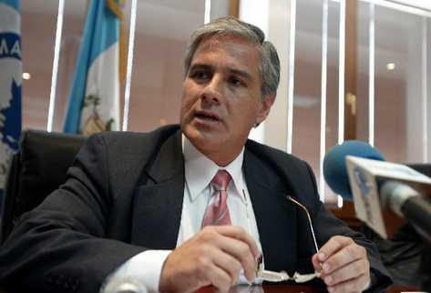 Ricardo Sagastume, director del Consejo Empresarial de Telecomunicaciones, en entrevista.
