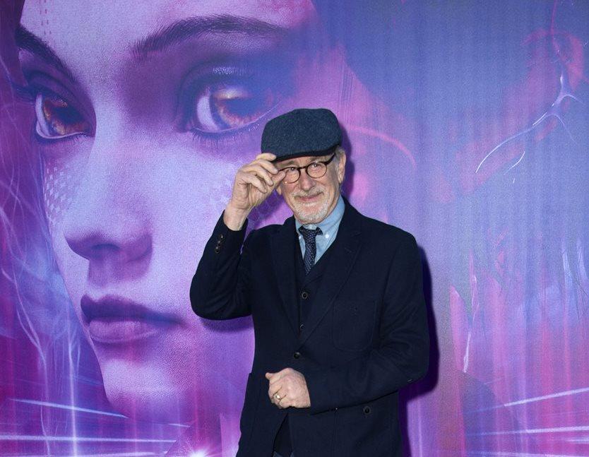 El cineasta Steven Spielberg ve cambios en la franquicia de Indiana Jones (Foto Prensa Libre: AFP).